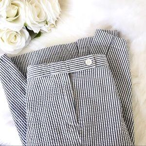 Size 8 Liz Lange Maternity Seersucker Pencil Skirt